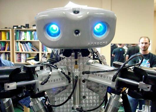 ¿Seremos desplazados por los robots?