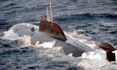 como funcionan los submarinos